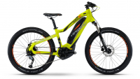 Велосипед Haibike SDURO HardFour 4.0 400Wh 9-Sp Acera (2017)
