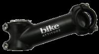 Вынос руля Bike Attitude ALLOY STEM, 2D FORGED, DIA 28.6, BB 25.4, EXT 90 BLACK