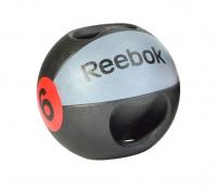 Медицинский мяч Reebok с рукоятками, 6 кг
