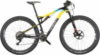 Велосипед Wilier 110FX'19 XT 2x11, FOX 32 SC CrossMax Elite (2019)