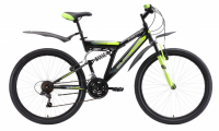 Велосипед Black One Phantom FS 26 (2018)