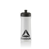 Бутылка для тренировок Reebok 500 ml. Прозрачный-черный