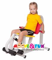 Детский тренажер Moove&Fun Разгибание ног