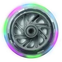 LED светящиеся передние колеса для самоката Globber 120 мм