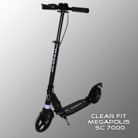 Самокат Clear Fit Megapolis SC 7000