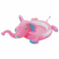 Бассейн Розовый слон с разбрызгивателем Bestway 53000 180х119х25см