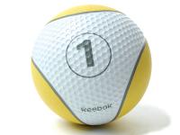 Мяч тренировочный 1 кг Reebok желтый