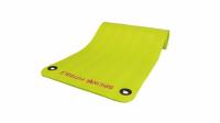 Коврик для аэробики и йоги 12,5 мм NBR зеленый Original Fit.Tools 1800х610х12,5 мм