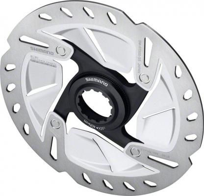 Ротор велосипедный SHIMANO RT800, 160 мм, C.Lock, с lock ring