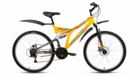 Велосипед Forward ALTAIR MTB FS 26 disc (2017)