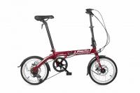 Велосипед LANGTU MT1606 (2018)