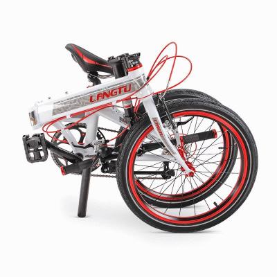 Велосипед LANGTU K 8