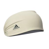 Повязка на голову Adidas 2 цвета (бел. и синий)