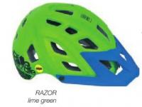 Шлем Kellys RAZOR MIPS Lime Green, S/M