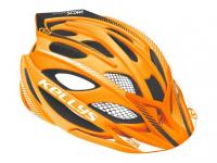 Шлем велосипедный Kellys SCORE, неоново-оранжевый, M/L (58-61см)