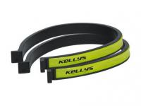 Зажимы для штанин Kellys RADIATE светоотражающие
