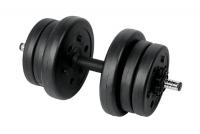 Гантель сборная Lite weights 10 кг х 1шт