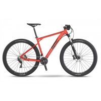 Велосипед BMC MTB Teamelite 03 SLX/XT SuperRed (2016)