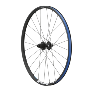 """Колеса велосипедные SHIMANO MT-500-B, комплект, F:15/R12мм, E-THRU, 29"""", для 11скоростей, C.Lock"""