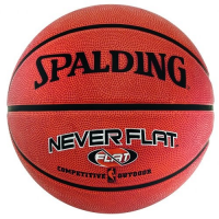 Мяч баскетбольный Spalding NBA Neverflat