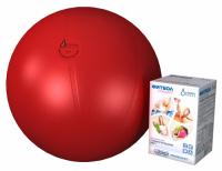 Мяч медицинский Альпина пласт для реабилитации, 650мм