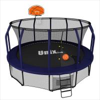 Баскетбольный щит Unix line SUPREME