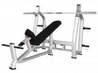 Скамья для жима - положительный наклон Optima Fitness M-25