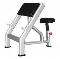Скамья Скотта Optima Fitness M-40