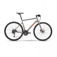 Велосипед BMC MTB Alpenchallenge AC02 Alivio Grey Orange (2017)