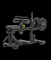 Голень сидя (ЧЕРНЫЙ) Bronze Gym H-029