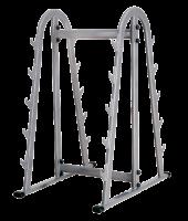 Подставка для грифов (ЧЕРНЫЙ) Bronze Gym H-039