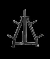 Подставка для дисков (ЧЕРНЫЙ) Bronze Gym H-041