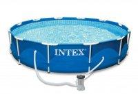 Бассейн каркасный Intex 336х76 см
