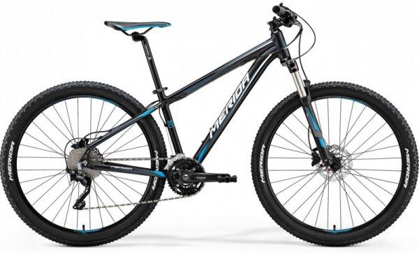 Велосипед Merida Big.Seven 80-D (2018)