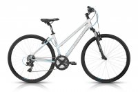 Велосипед Kellys CLEA 30 silver (2016)