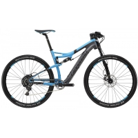 Велосипед Cannondale 29 Scalpel Carbon 2 (2016)