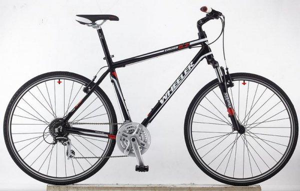 2012 Велосипед Wheeler Cross 6.2 24-скорости