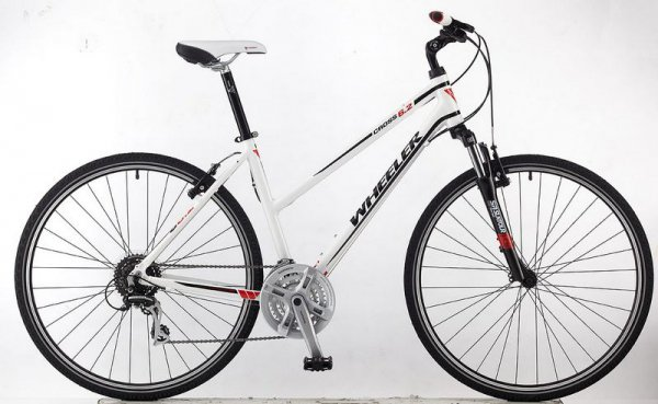 2012 Велосипед Wheeler Cross 6.2 Lady 24-скоростей