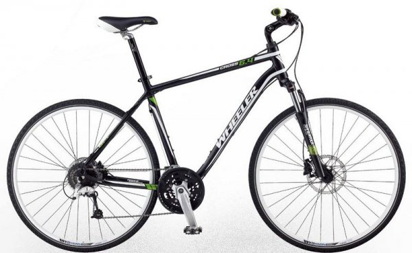 2012 Велосипед Wheeler Cross 6.4 27-скоростей