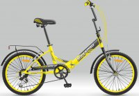 Велосипед MAXXPRO Compact 20 (2016)