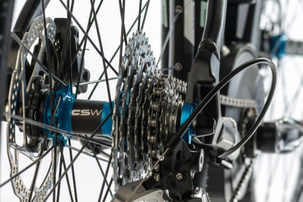 Велосипед Cube 2014 REACTION HYBRID SL 29