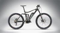 Велосипед Cube 2014 STEREO HYBRID 140 27.5