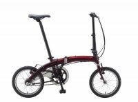 Велосипед Dahon Curve i3 Malbec (2015)
