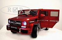 Mercedes-Benz RiVeRToys G63