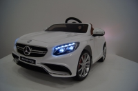 Mercedes-Benz RiVeRToys S63