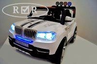 Электромобиль RiVeRToys Jeep T008TT 4*4 с дистанционным управлением