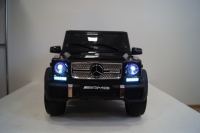 Электромобиль RiVeRToys Mercedes-Benz-G65-AMG (ЛИЦЕНЗИЯ)  с дистанционным управлением