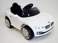Электромобиль RiVeRToys BMW O111OO (кожа) с дистанционным управлением