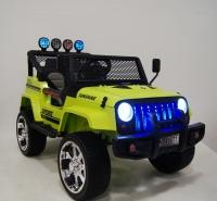 Электромобиль RiVeRToys Jeep T008TT с дистанционным управлением
