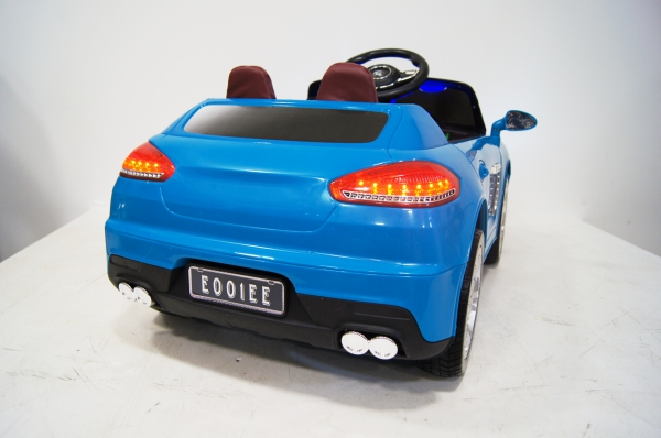 Электроавтомобиль RiVeRToys PORSHE E001EE с дистанционным управлением